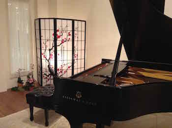 Chinese New Year Piano