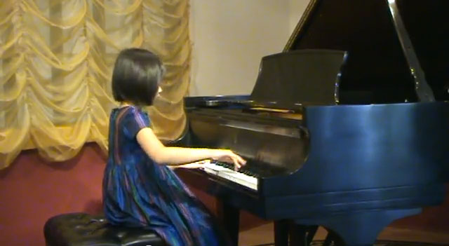 Steinway Society Piano Competition