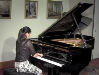 Steinway Society Competition 2012