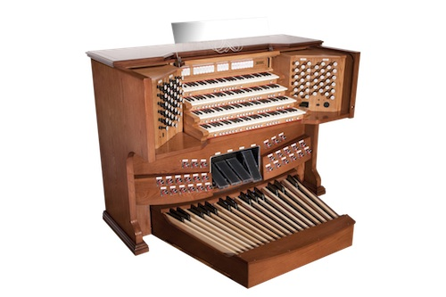 Hallelujah! Church Organs Return to M. Steinert & Sons