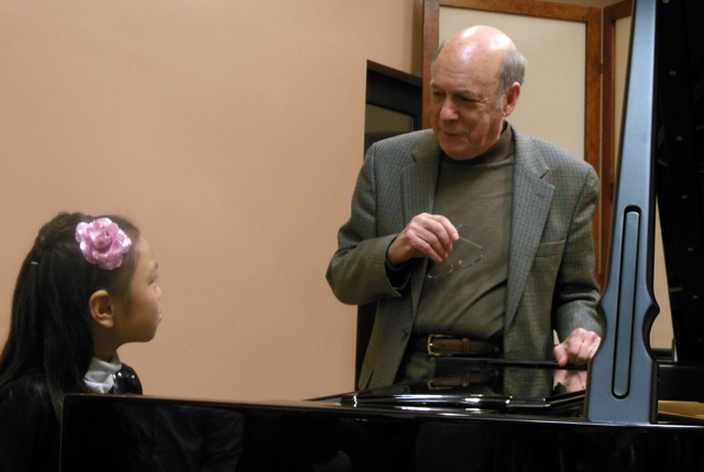 Steinway Artist Victor Rosenbaum Master Class Review