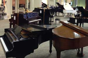 M. Steinert & Sons Relocates Natick Piano Showroom