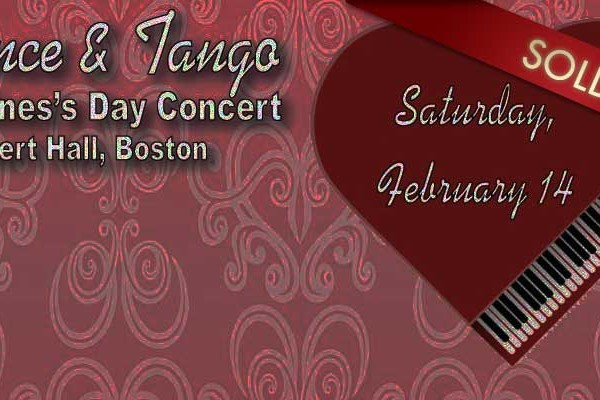 Romance and Tango: A Valentine's Day Concert