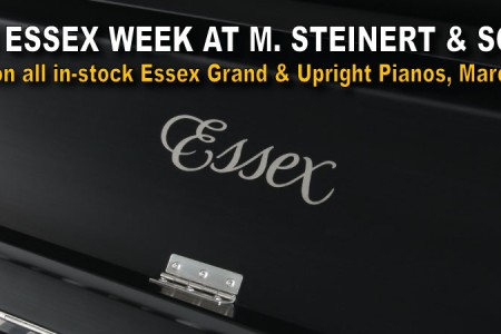 Essex Piano Week March 9-15
