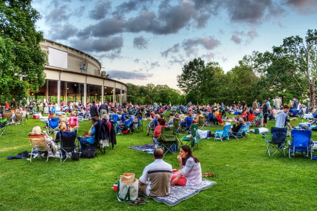 The-Tanglewood-Music-Festival