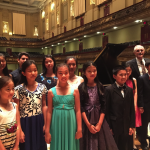 Steinway Society Piano Competition Winners Perform at Symphony Hall