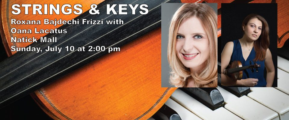 STRINGS & KEYS IN CONCERT