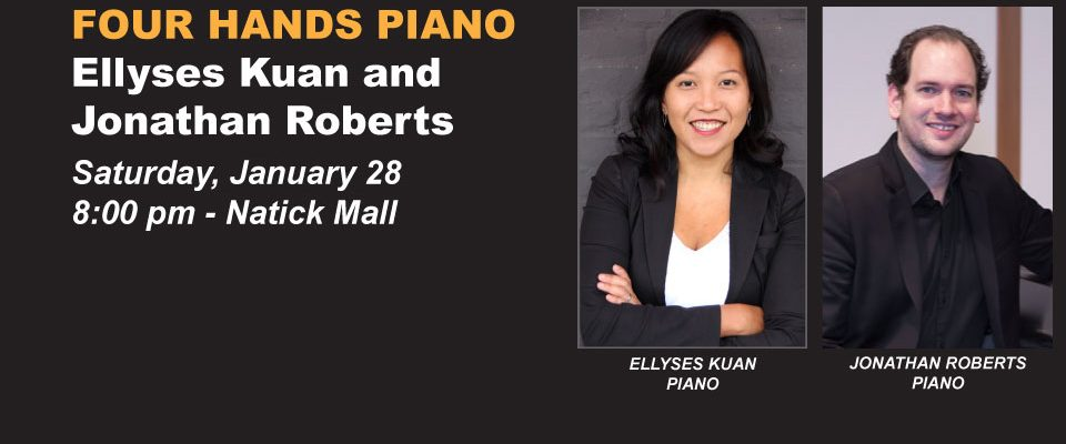 Four Hands Piano