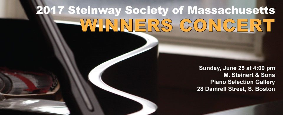 Steinway Piano Competition Winners Concert