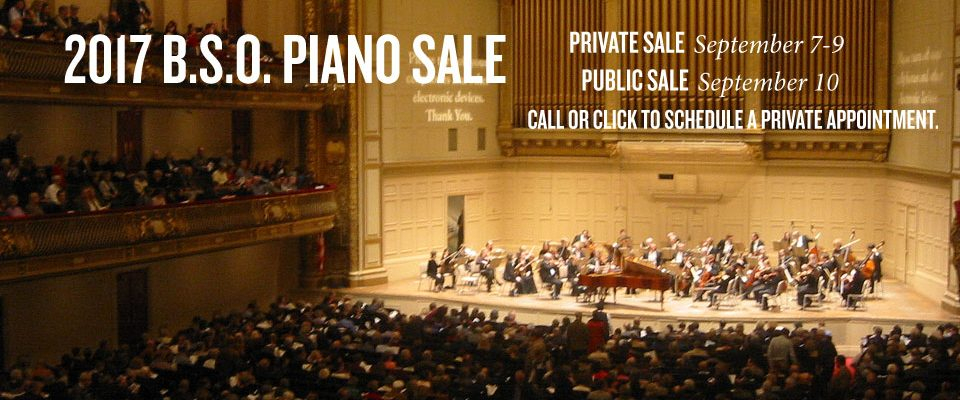 FROM THE STAGES OF TANGLEWOOD AND SYMPHONY HALL, DIRECT TO YOUR HOME!