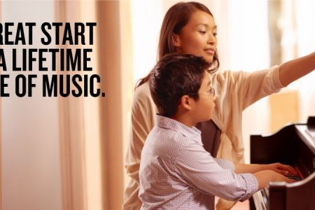 EZ Start Acoustic Piano Rental Program