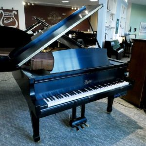 This is the inventory image for Boston Baby Grand with Player and mute rail (reduced)
