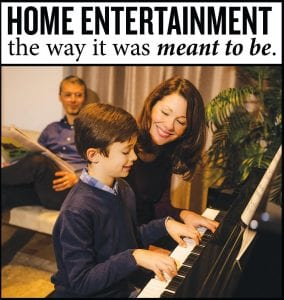 The Best in Home Entertainment