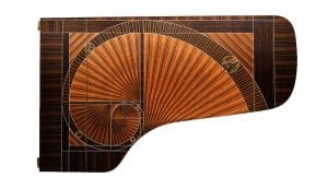 The Fibonacci Steinway