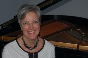 Piano teacher Betty Reed