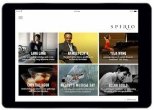 Photo of Spirio iPad