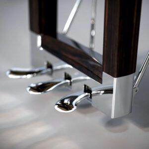 Steinway Spirio pedals